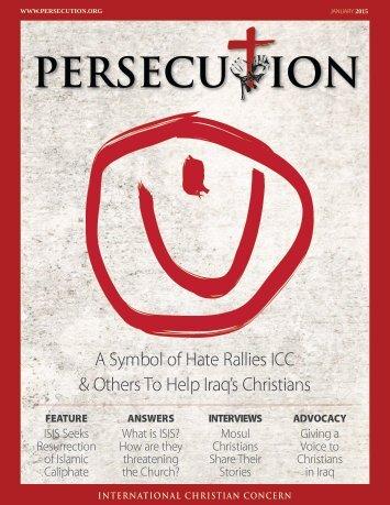 2015-01 Persecution Magazine