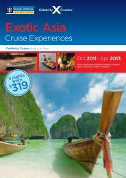 Exotic Asia - Royal Caribbean UK - Royal Caribbean International