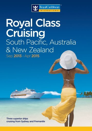 7 free Magazines from SECURE ROYALCARIBBEAN COM AU