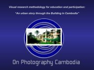 """Visual research methodology for education and participation: """"An ..."""