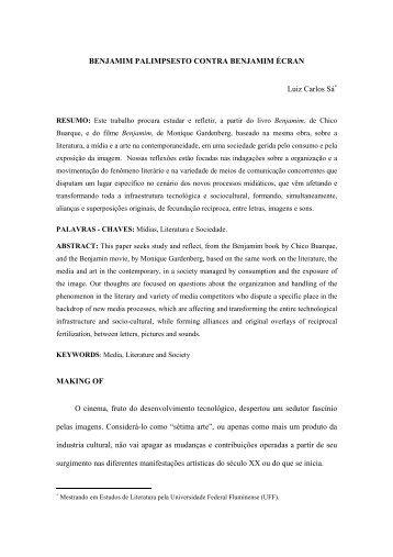 LUIZ_SÁ- Dossiê Literatura - revista Icarahy - UFF