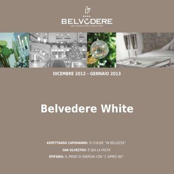 Festività 2012-2013 - Hotel Belvedere Riccione
