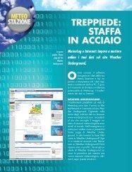 TREPPIEDE: STAFFA IN ACCIAIO