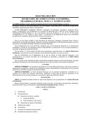 Carta Nacional Pesquera Actualización 2004 - Inapesca