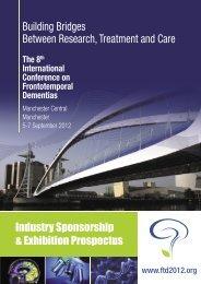 Industry Sponsorship & Exhibition Prospectus - Kenes