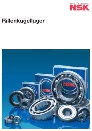 Rillenkugellager -- NEU - TMH Antriebstechnik GmbH