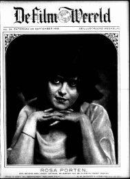 ROSA PORTEN, - Zoek direct in de EYE-bibliotheek