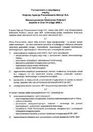 Porozumienie KAPE - Stowarzyszenie Elektryków Polskich