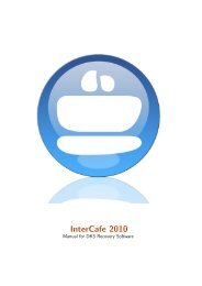InterCafe 2010 - Cybercafe Software