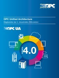 OPC Unified Architecture - OPC Foundation