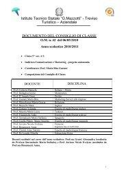 5As Documento 15 maggio_2011