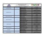 Resultado da Lista de Espera 2013-1 - 1ª Convocação - Faculdade ...