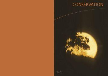 CONSERVATION - wildlife-baldus.com