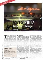 2007 Time for Change - USGlass Magazine