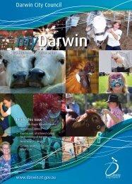 myDarwin - Darwin City Council
