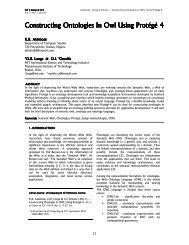 Constructing Ontologies In Owl Using Protégé 4 - IEEE Afr J Comp ...