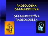 RADIOLOÅKA DIJAGNOSTIKA