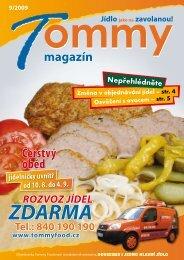 239 Kč - Tommy food