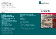 Halbjahresprogramm 1/2013 der brandenburgischen - Aufarbeitung ...