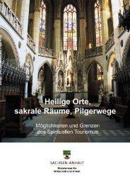 Heilige Orte, sakrale Räume, Pilgerwege - Thomas-Morus ...