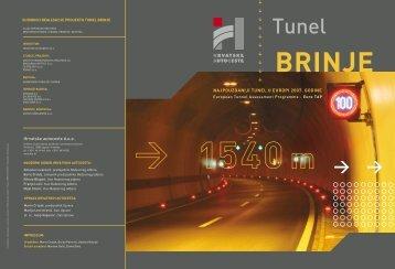 Tunel Brinje - HAC