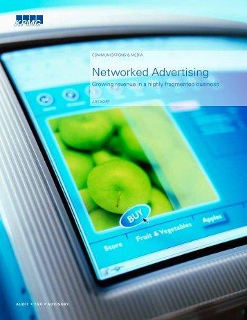 KPMG Networked Advertising PDF - Vizu