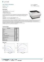 DVS 355DV (3PH/400V) - Aura Nord