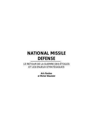 National Missile Defense - Grip