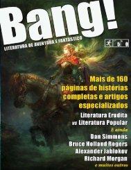 revista BANG! [ ] - Saída de Emergência