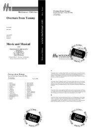 MiniScore MiniScore MiniScore - Molenaar Edition