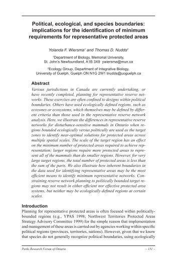 PRFO-2006-Proceedings (p151-158) Wiersma and Nudds - CASIOPA