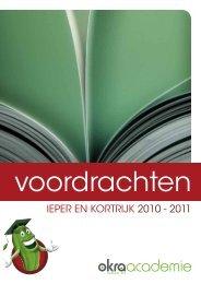 IEPER EN KORTRIJK 2010 - 2011 - OKRA Trefpunt Lendelede
