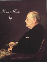 international datelines - Winston Churchill