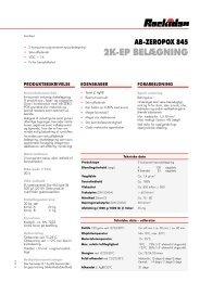 2k-eP Belægning - Rockidan