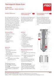 Uni-Baureihe 2026 - offener Anschnitt - C-Version - PSG Plastic ...