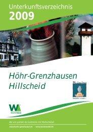 Höhr-Grenzhausen Hillscheid - Ton-Raum