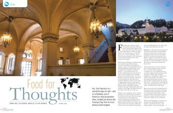 CEO Magazine - Claremont Resort & Spa