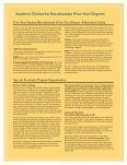 Undergraduate Application - Penn State Schuylkill - Penn State ... - Page 3