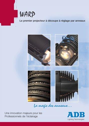 WARP - ADB Lighting Technologies