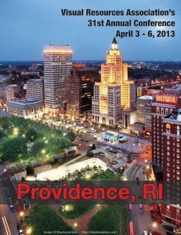 VRA 2013 Program (Final) - Visual Resources Association