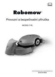 český návod - AROBOT