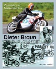 Buch Dieter Braun 21x26 - Top Speed