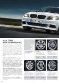 Ladda ner BMW Hjulfolder 2010/2011. - Page 4