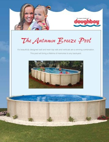 The Autumn Breeze Pool - Classic Pool and Spa