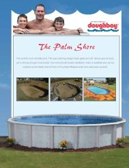 The Palm Shore - Doughboy Pools