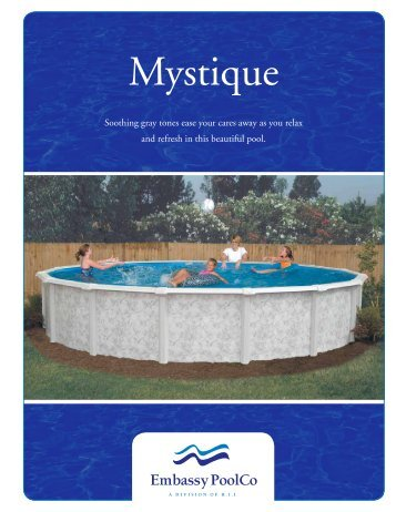 Embassy Mystique - Classic Pool and Spa