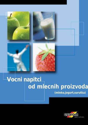 Mlečni i voćni napici - Citrus DOO Novi Sad