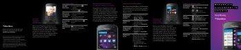 BlackBerry Q10 - Erste Schritte - wireless & mobile