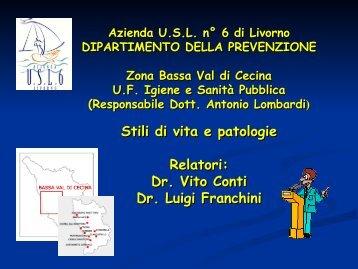 formato .pdf - USL 6 - Livorno