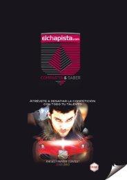 R-M Best Painter Contest 2012/2013 - El Chapista